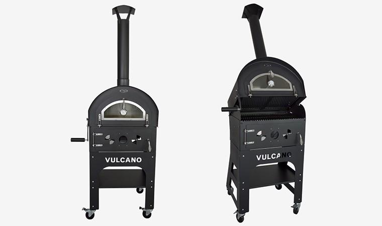 Barbecue et four de jardin multi fonctions V3 premium L