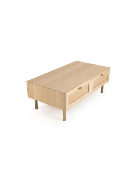 Table basse frêne