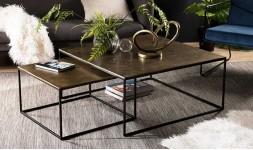 Tables basses gigogne design