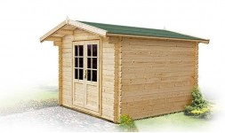 Abri de jardin en bois 7M