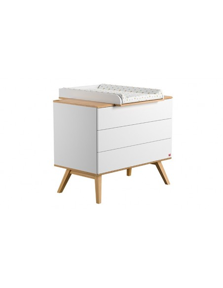 Commode langer blanche