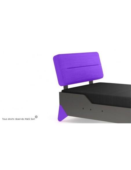 Lit design futuriste pour chambre adolescent