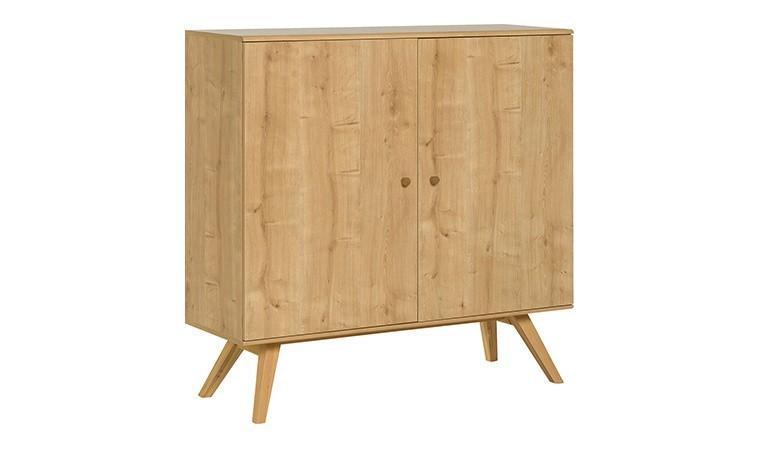 Vaisselier scandinave en bois