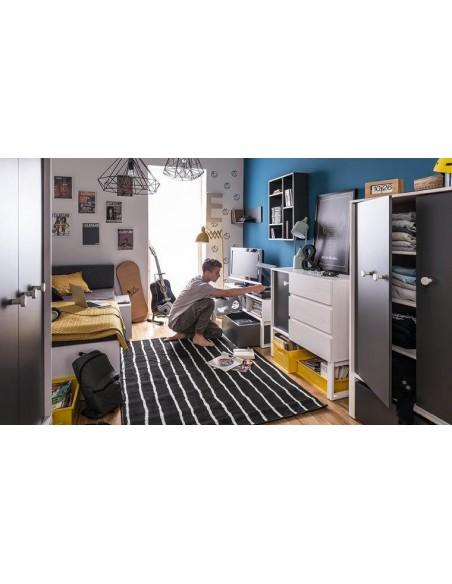 Commodes en bois à tiroirs pour chambre enfant