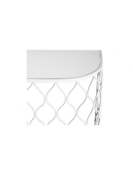 Consoles blanches design