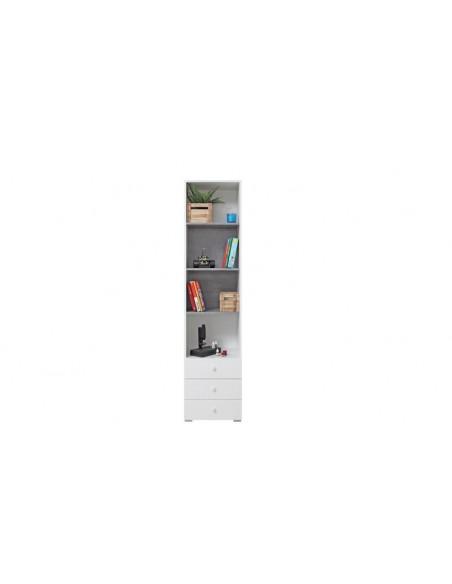 Bibliothèque minimaliste enfant