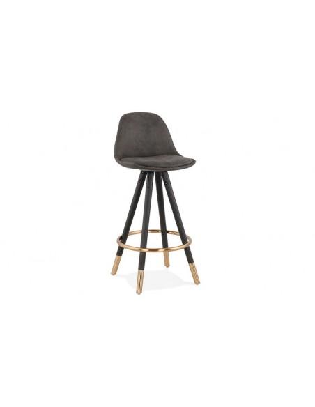 Chaise mi haute design