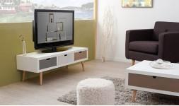Meuble tv design bord de mer
