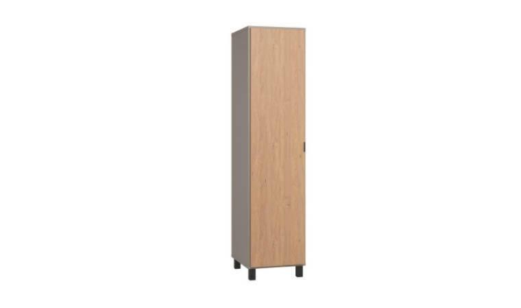 Armoire Vestiaire Design 1 Porte Personnalisable Simple De Vox