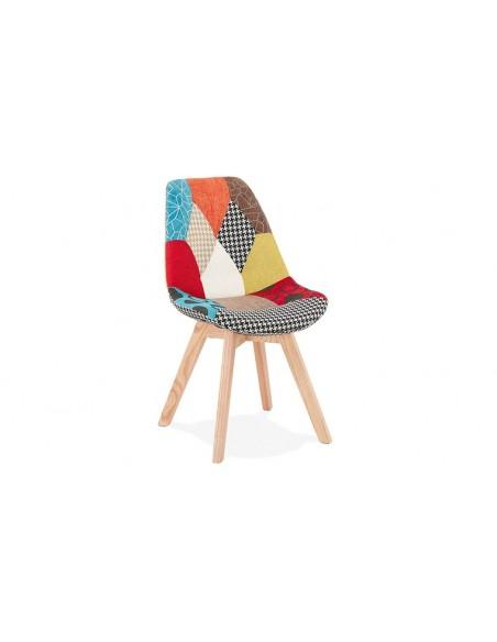 Chaise design patchwork
