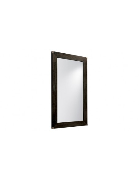 miroir bois 120 cm