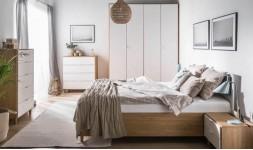 Armoire penderie design en bois personnalisable