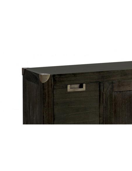 Console design bois massif Loft