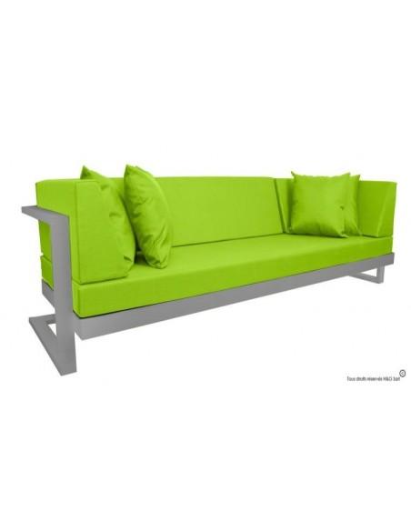 Canapé de jardin design