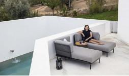 lit de jardin de luxe