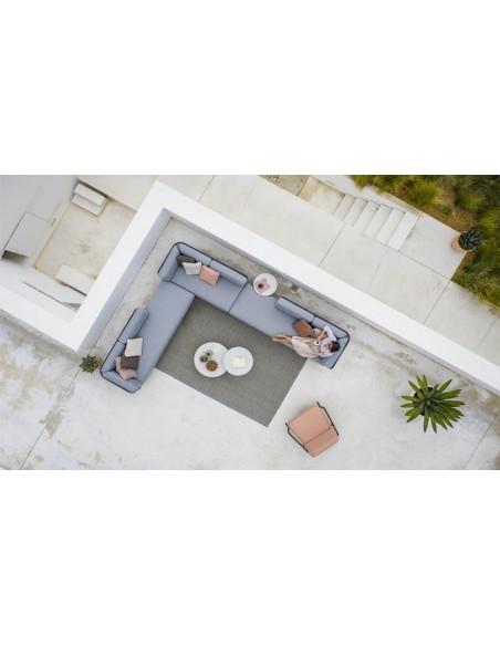 grand salon de jardin d'angle