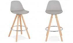 Chaise haute moderne