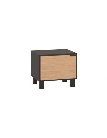 Chevet design en bois personnalisable