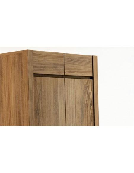 Commode chambre adulte en bois massif
