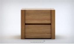 Table de chevet en bois massif