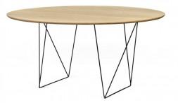 Table à dîner ronde 150 cm