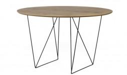 Petite table à manger ronde 120 cm