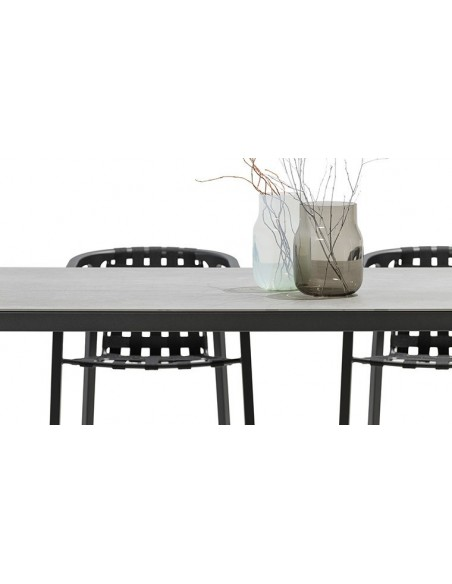 Table de jardin céramique