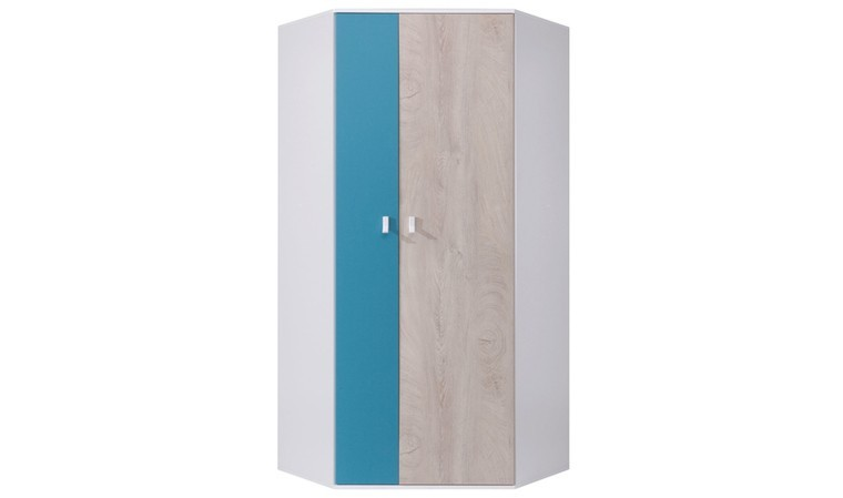 Armoire dressing angle chambre enfant