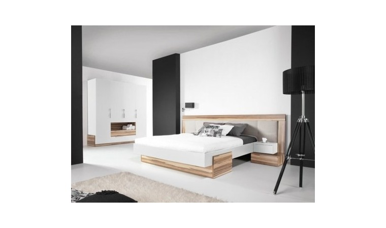 lit avec dressing armoire armoire et lit haut de gamme. Black Bedroom Furniture Sets. Home Design Ideas