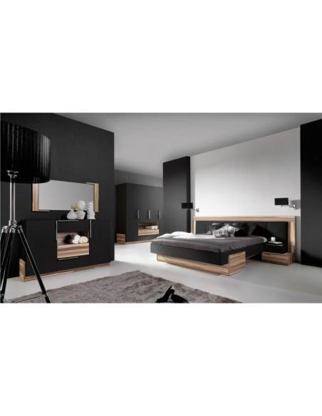 lit design black