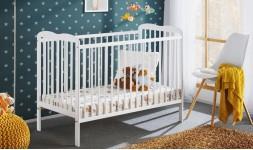Lit bébé à barreaux design