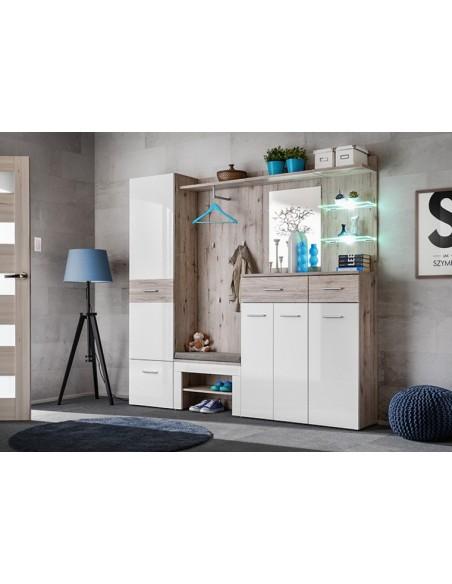 Grand meuble d'entrée design