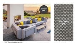 Canapé d'angle 5 places de luxe