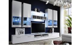 set meuble mural