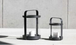 Lanterne de jardin design