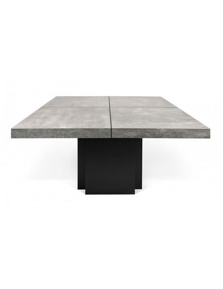 table 8 places plateau béton
