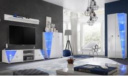 meuble tv luminance led