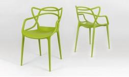 fauteui design vert