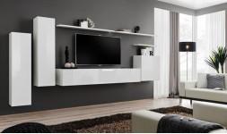 meuble TV mural minimaliste