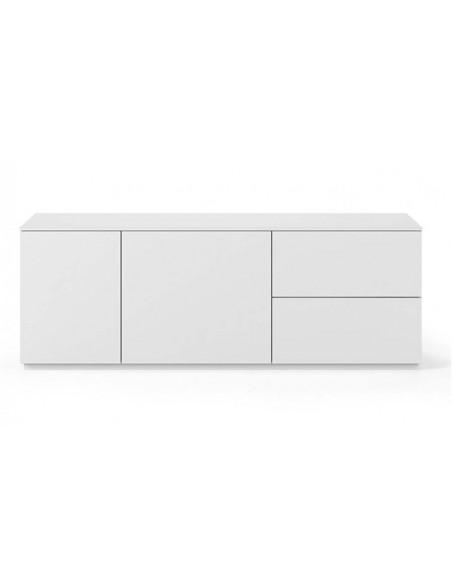 Bahut moderne blanc