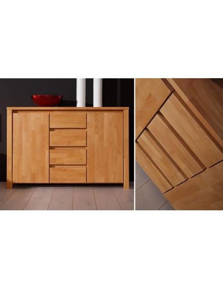Commode contemporaine en bois