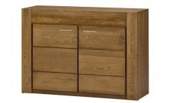Buffet 2 portes en bois