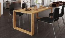 table chene massif design