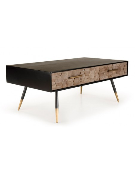 Table basse en sapin