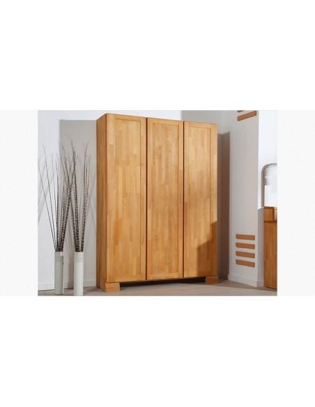 Armoire penderie en bois