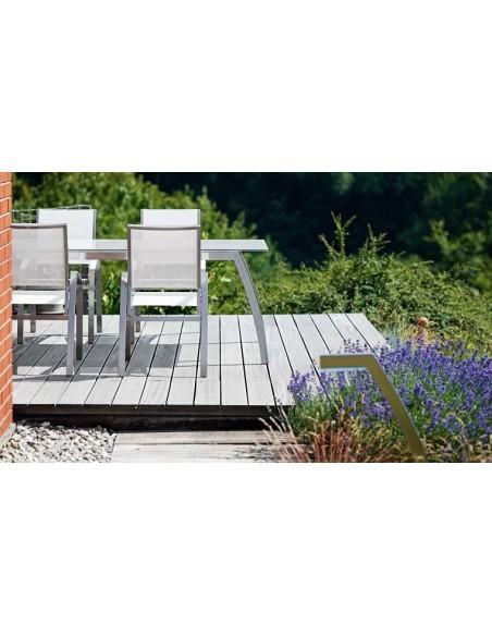 Table de jardin céramique haut de gamme