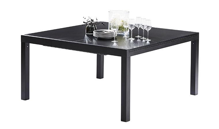 Table Carree Extensible Exterieur