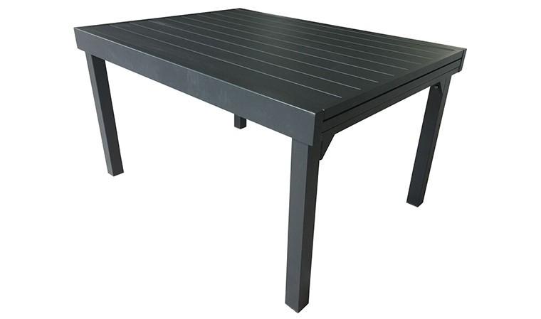 Table reapas de jardin extensible