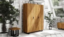 armoire chêne bois massif chambre
