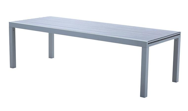 Grande table de jardin extensible 250 - 380 cm - 10/14 places